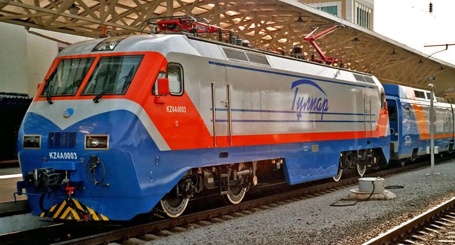 Поезд Тальго Казахстан