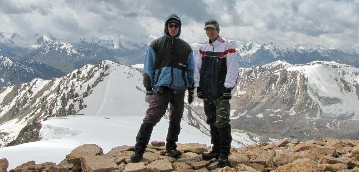 Almaty-Alagir-pik