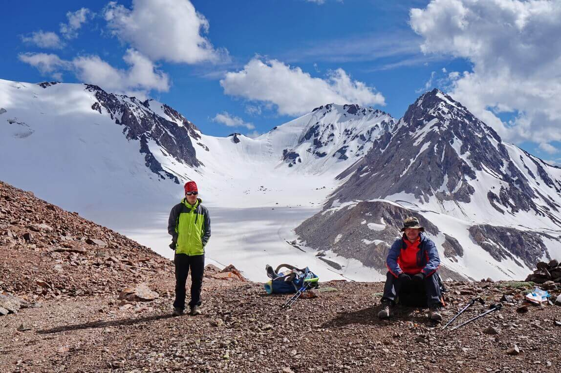 Almaty backpacking trips