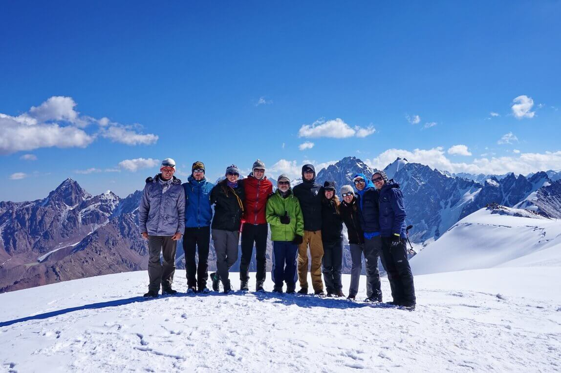 Almaty backpacking trips