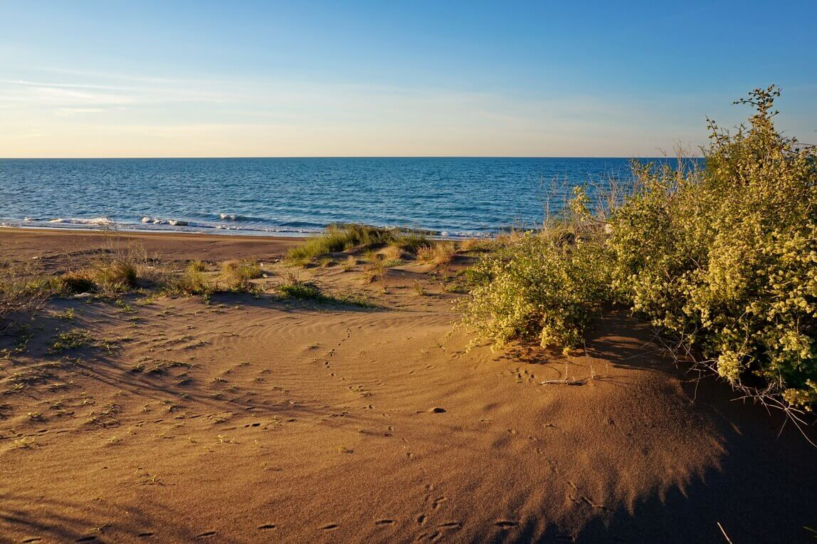 Balkhash-lake-Kazakhstan