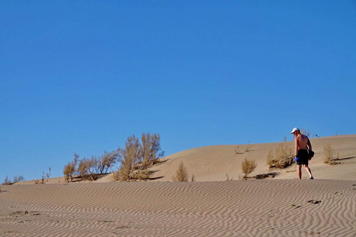 Kazakhstan-sand-desert