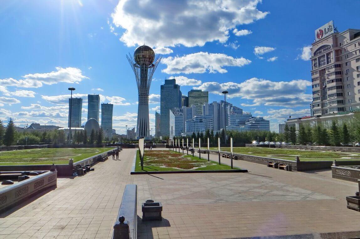 Nur-Sultan-capital