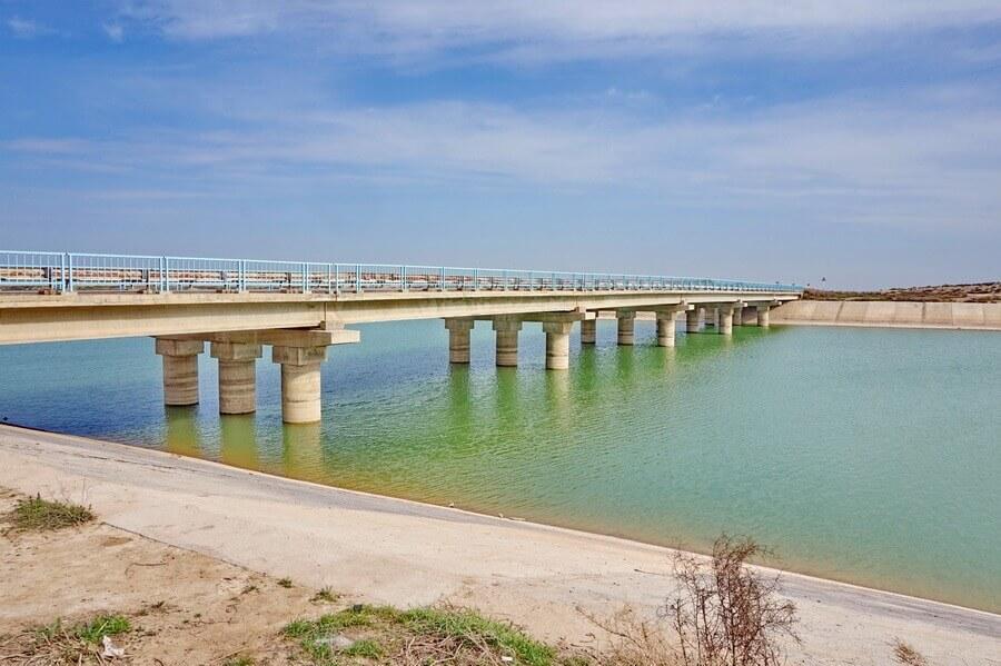 reka-syrdaria, koksaraiskiy-kanal