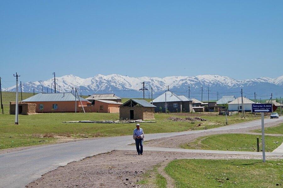 gory-Karjantau, pik-Mynbulak